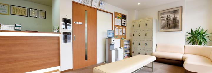 患者様が、心地よく施術を受けて頂けるように心がけています。